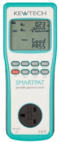 Kewtech SMARTPAT Battery Operated 230V/110V Run Leakage And Controllable Remotely  Pat Tester